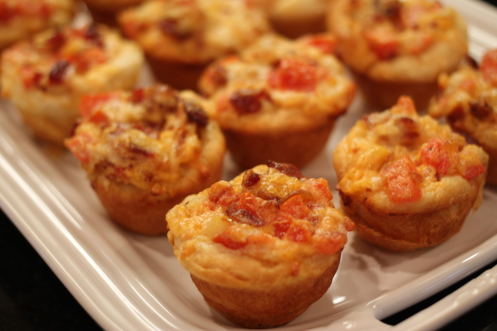 Bacon Tomato Cups