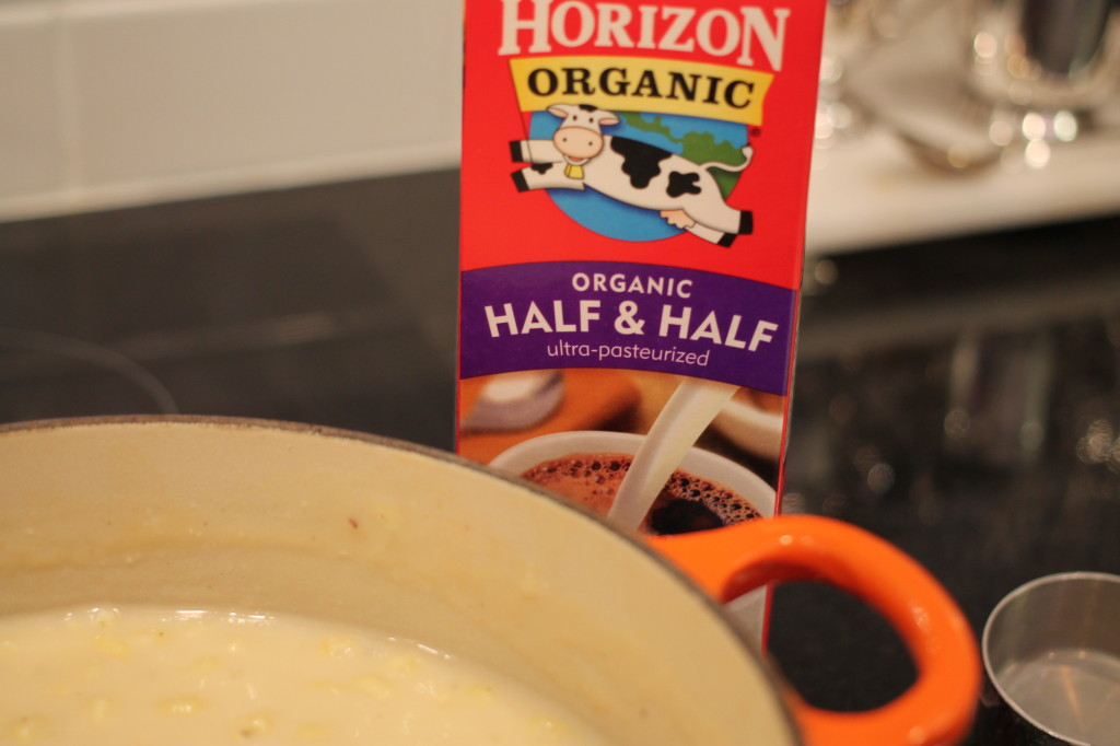Horizon Half and Half